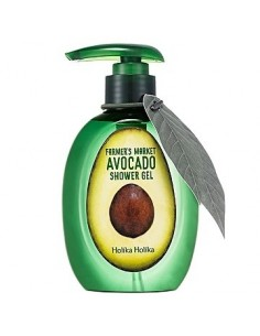 [Holika Holika] Farmer's Market Avocado Shower Gel 240ml