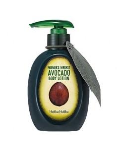 [Holika Holika] Farmer's Market Avocado Body Lotion 240ml