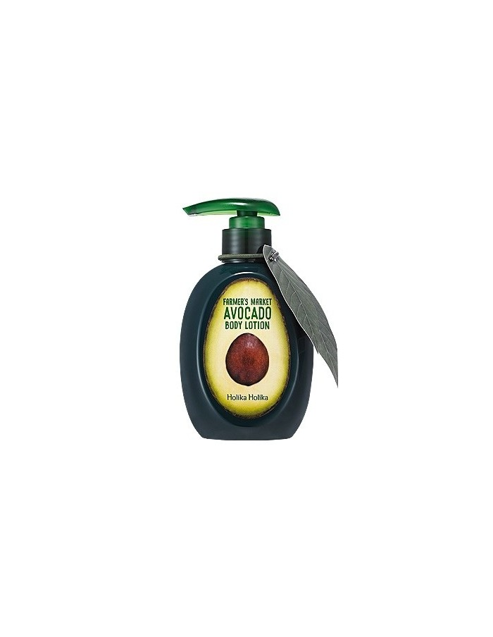 [Holika Holika] Farmer's Market Avocado Body Lotion 240ml