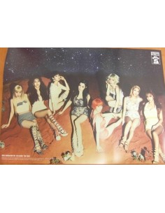 Girls Generation SNSD Album- You Think Official poster