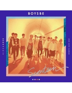 SEVENTEEN 2nd Mini Album - Boys Be  (VER.SEEK)
