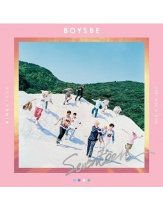 SEVENTEEN 2nd Mini Album - Boys Be  (VER.HIDE)