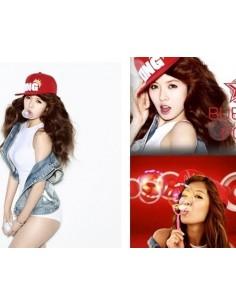 4MINUTe Hyun Ah Style KING Cap