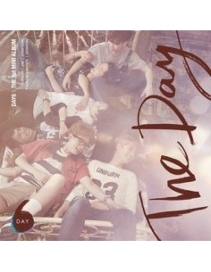 DAY6 The 1st mini album - The Day CD + Poster