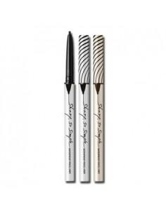 [CLIO] Sharp, So Simple Waterproof Pencil Liner ( 2Colors )