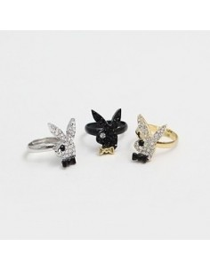 [BB20] GD TOP High High Playboy Rabbit Ring