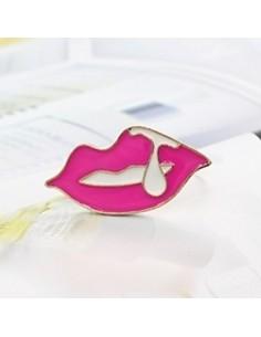 [BB30] Bigbang Jiywong Style Sexy Lip Ring