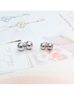 [BB35] Bigbang Jiywong Style Mirror Ball Earring
