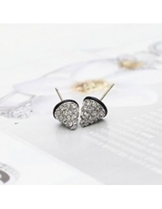 [BB41] Bigbang Jiywong Style Cubic on the Cone Earring