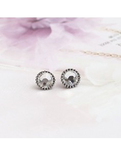 [CN07] CNBLUE Jung yong hwa Style Sunflower Earring