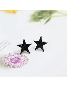 [CN09] CNBLUE Jung yong hwa Sty Colorful Cubic Star earring