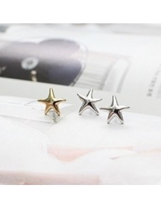 [CN25] CNBLUE Jung yong hwa Style Starfish Earrings