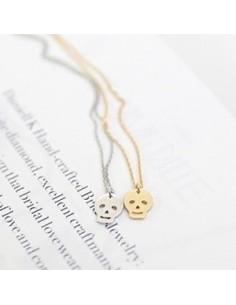 [FT06] FTISLAND Hoonggi Style Mini Skull Necklace