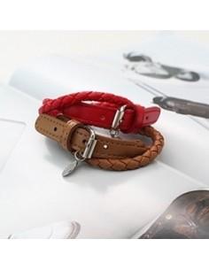 [JK03] Jang Keun Suk Style Twist Line Colorful Bracelet