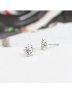 [SH16] SHINee Shiny Key Style Mini Spider Earring
