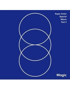 Super Junior - Special Album Part.2 [MAGIC]