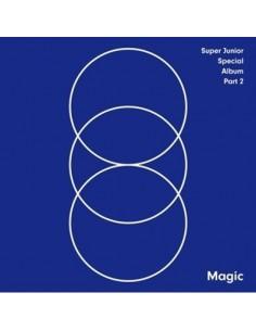 Super Junior - Special Album Part.2 [MAGIC]