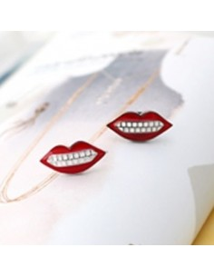 [SH55] SHINEE Style Smiling Lip Ring