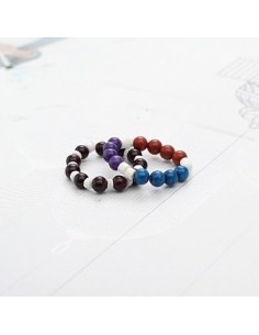 [SH58] SHINEE Style Multi-Beads Ring
