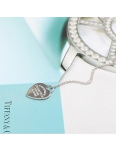 [SN01] Girls Generation Taeyeon Style Hoot Heart Necklace