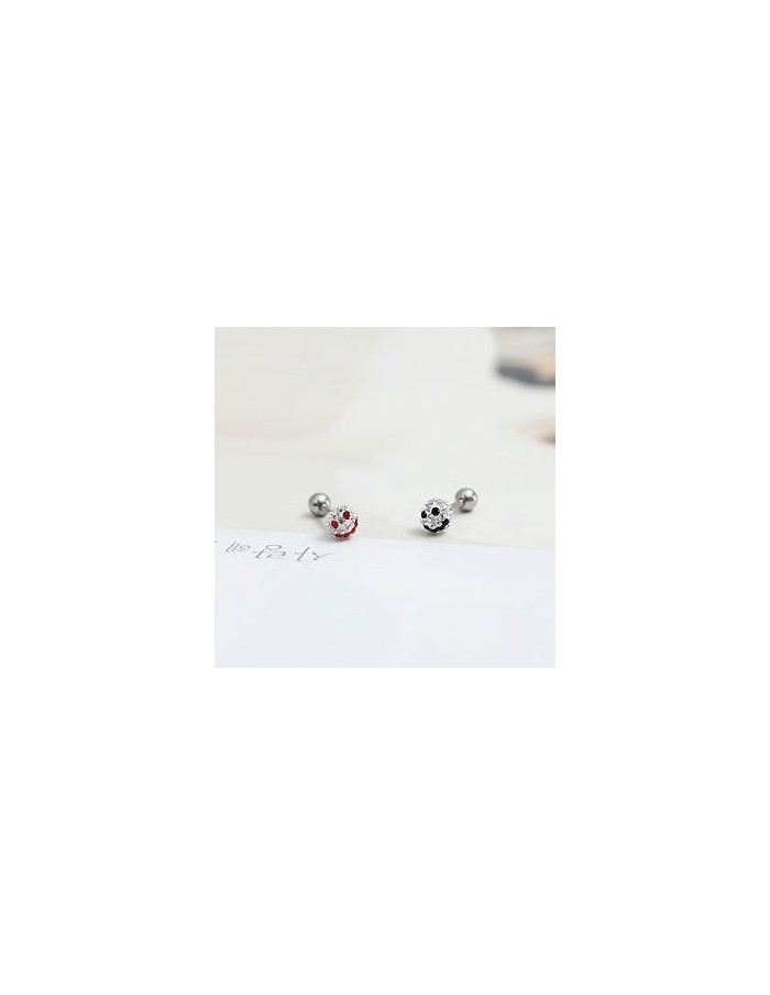 [SN10] Girls Generation Taeyeon Smile Earring Piercing