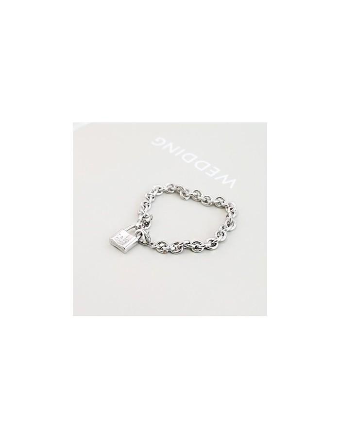 [SN18] Girls Generation Taeyeon Style Lock Bracelet