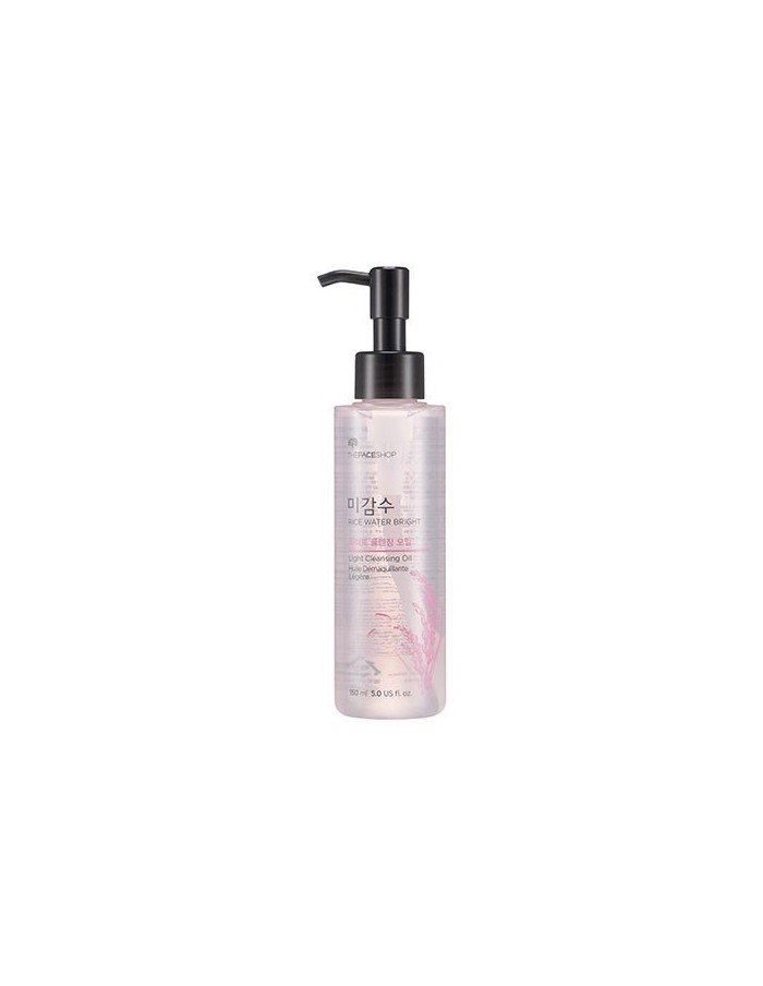 [Thefaceshop] Rice Water Bright Light Cleansing Oil 150ml