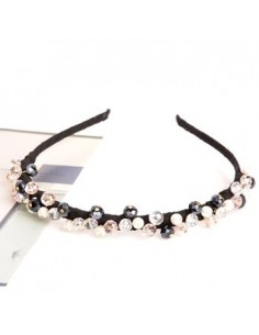 [SN38] GIrls Generation SNSD Style Bubble Beads Hair Band