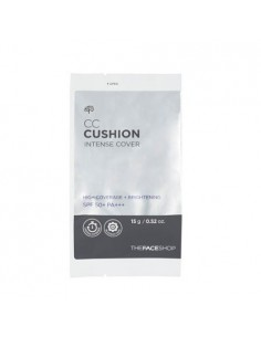 [Thefaceshop] CC Cushion : INTENSE COVER REFILL 15g SPF50+/PA+++ (3colors)