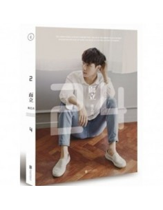 EXO Lay - Autobiography Photobook (Booklet+6 Random Postcard+Poster on pack)