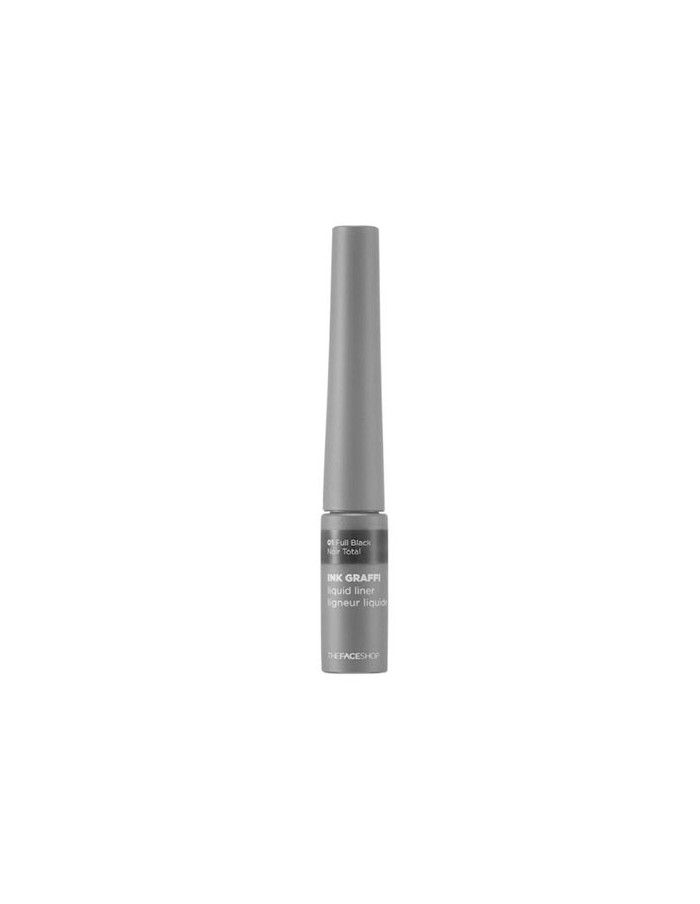[Thefaceshop] Inkgraffi Liquid Liner 6ml (2Colors)