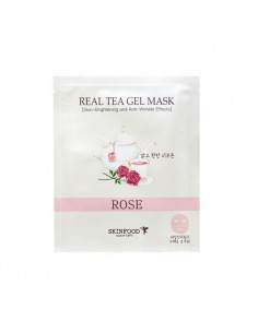 [Skin Food] Real Tea Gel Mask Sheet (3Kinds)