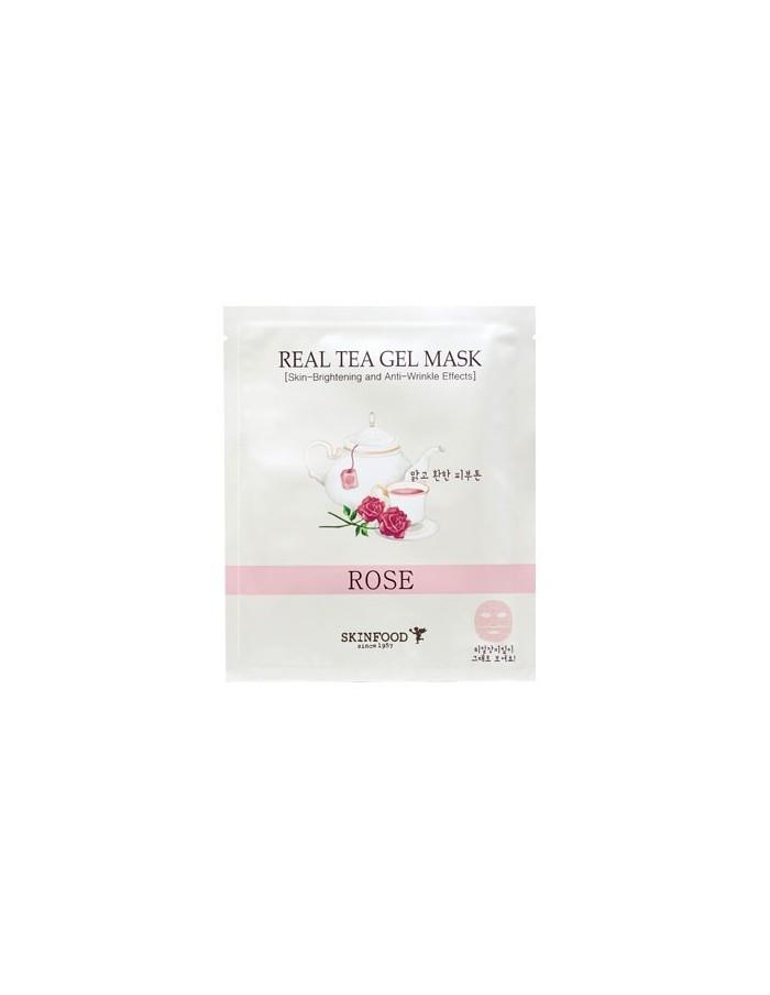 [Skin Food] Real Tea Gel Mask Sheet (3Kinds)