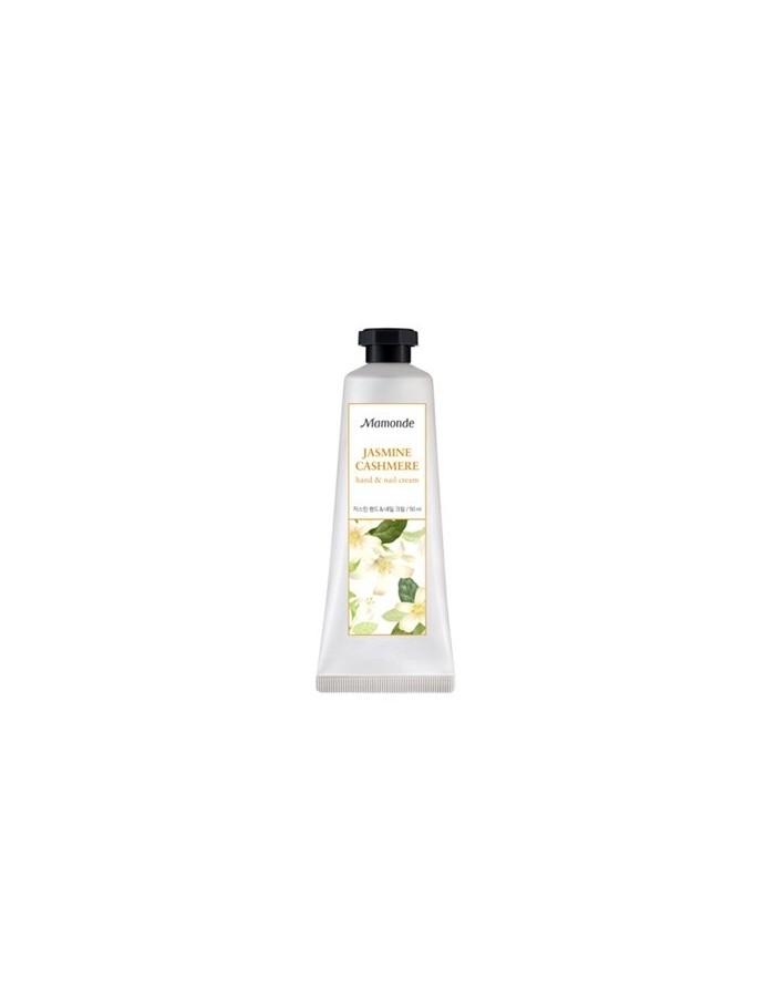 [Mamonde] Jasmine Cashmere Hand & Nail Cream 50ml