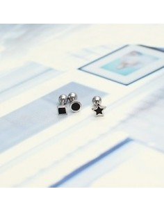 [SJ25] Superjunior Leeteuk Style Mini Figure Piercing