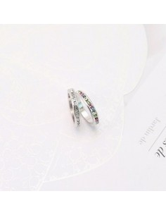 [SJ30] Superjunior Leeteuk Style Rainbow Cubic Ring