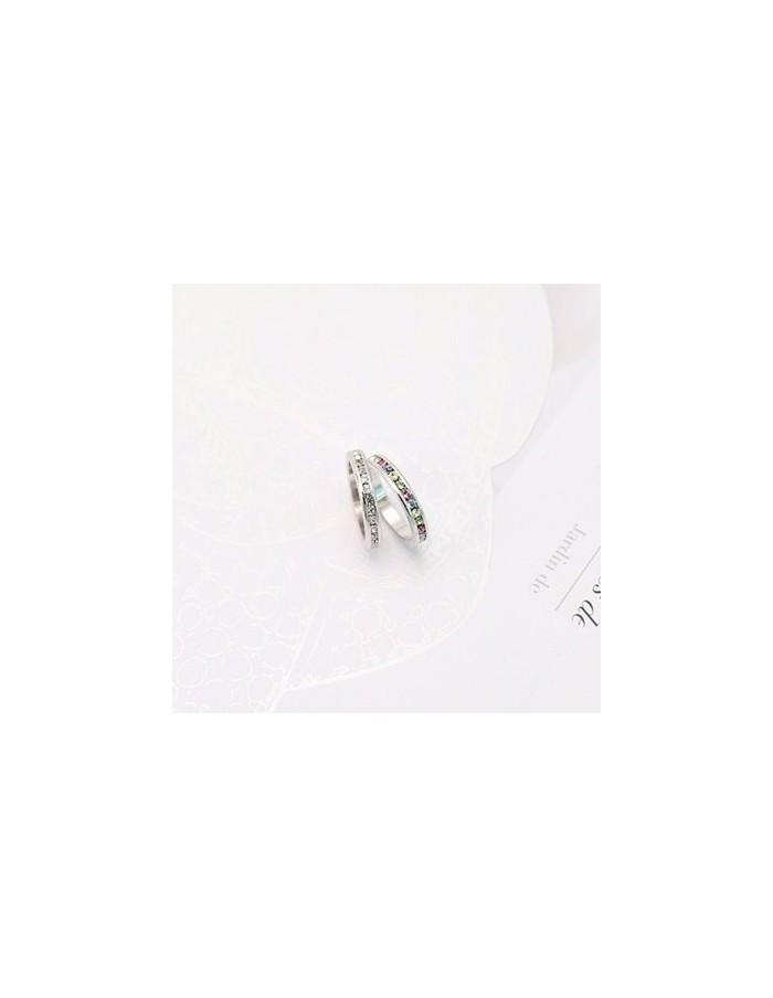 [SJ30] Superjunior Leeteuk Style Rainbow Cubic Ring
