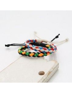 [SJ66] SUPER JUNIOR VIXX Twist Color Rope Bracelet