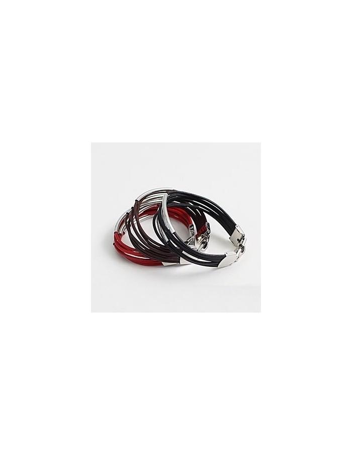 [TT03] Teentop Teen Top Metal Tube Bracelet