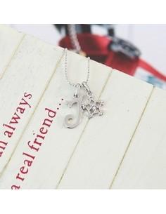 [TV07] TVXQ Initial Necklace
