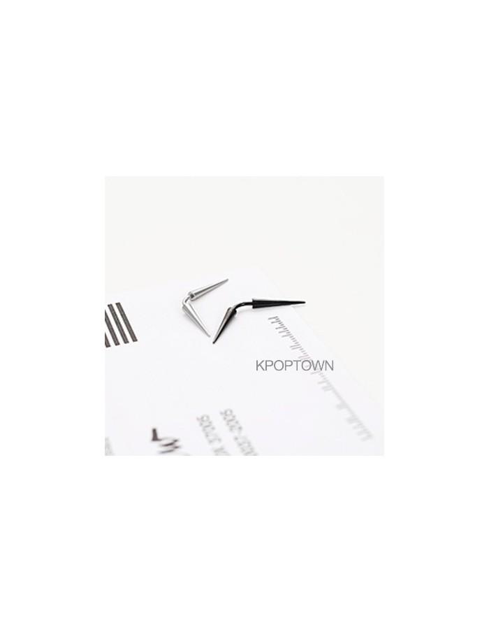 [TV56] Jun* Two Line Earring