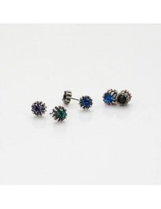 [TV61] JYJ JAE JOONG EXO Mini Black Earring