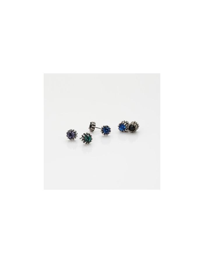 [TV61] JYJ JAE JOONG EXO Mini Black Earring