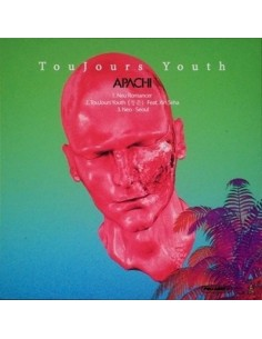 APACHI - TouJours Youth CD