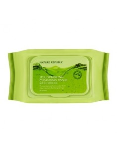 [Nature Republic] JEJU Sparkling Cleansing Tissue 205g
