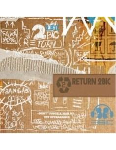 2Bic 4th Mini Album - Return 2BiC CD