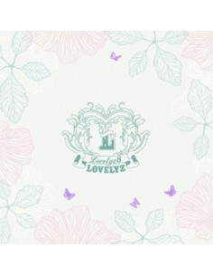 LOVELYZ 1st Mini Album - LOVELYZ8 CD + Poster