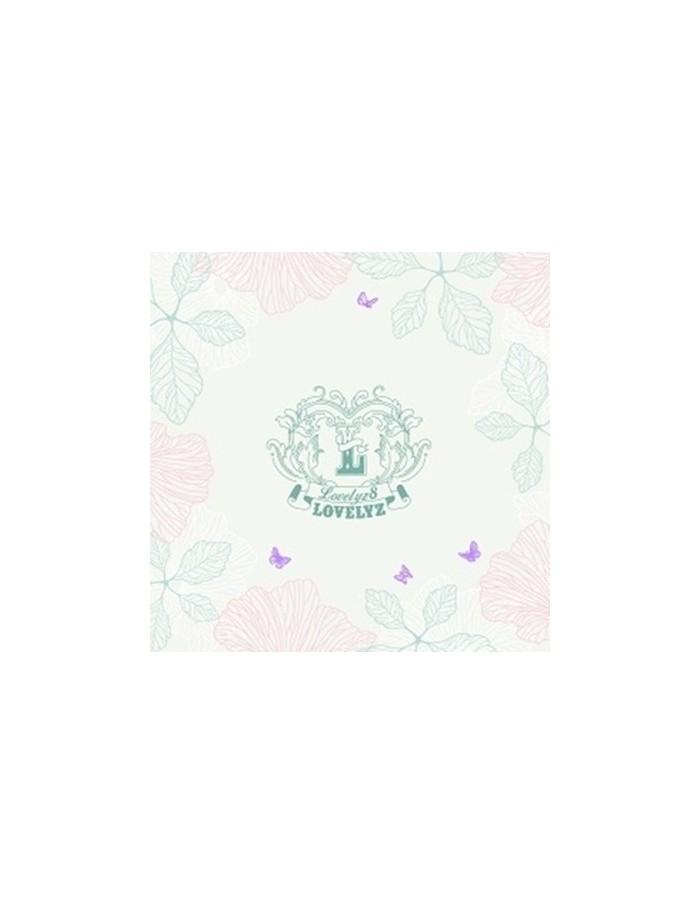 LOVELYZ 1st Mini Album - LOVELYZ8 CD + Poster