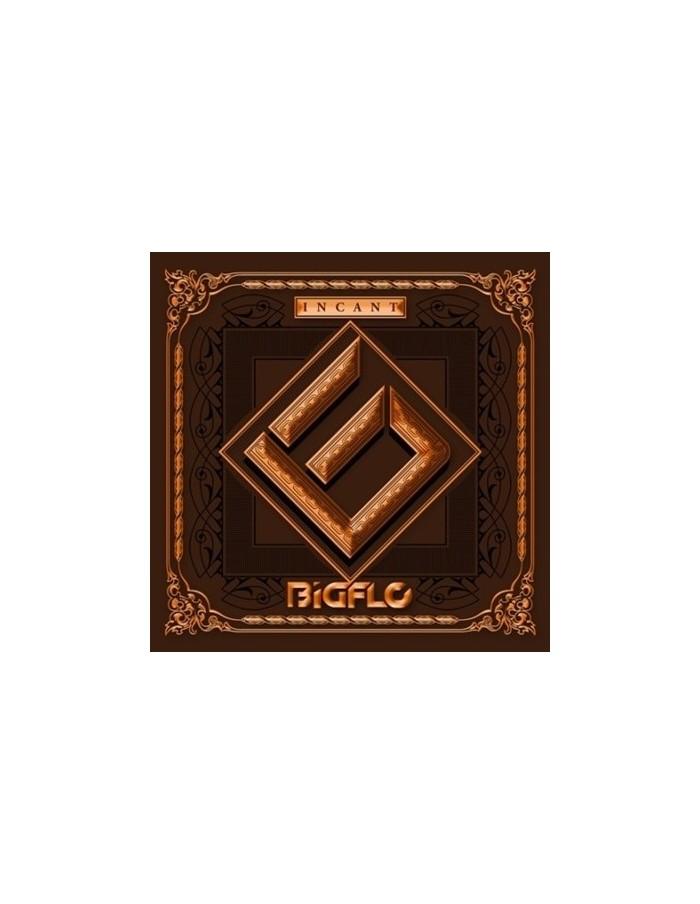 BIGFLO 3rd Mini Album - INCANT CD