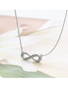 [IN11] Infinite Style Mobius Necklace